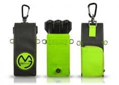 XQMax Darts Pouzdro na šipky Michael van Gerwen - zelené
