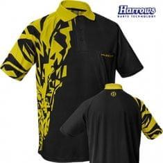 Harrows Košile Rapide - Black & Yellow