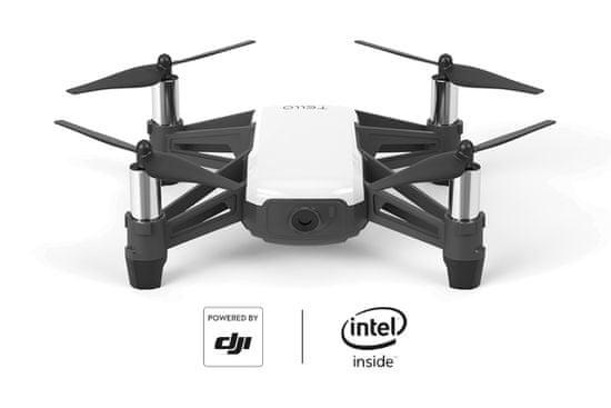 DJI dron Tello, bel - Odprta embalaža