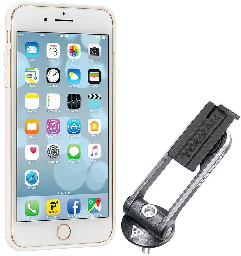 Topeak RideCase pro iPhone 6 Plus, 6s Plus, 7 Plus, 8 Plus White