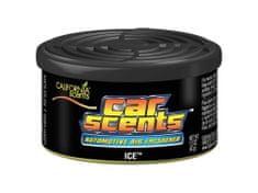 California Scents Vůně do auta Car Scents - Ice (ledově svěží), výdrž 2 měsíce