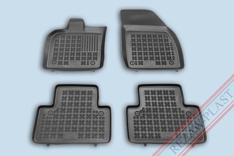 REZAW-PLAST SP. Z O. Gumové koberce, sada 4 ks (2x přední, 2x zadní), Volvo V50 II od r. 2004