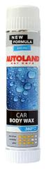 AUTOLAND Autovosk na laky i plasty s UV filtry, s včelím voskem a přírodním voskem Carnauba, 400 ml