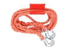 MAMMOOTH Tažné lano se 2 karabinami, 4 m, 3 500 kg