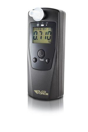 AlcoForce Profesionální alkoholtestr Cobra, hromadné měření, bez tiskárny, kalibrace na 1 rok zdarma