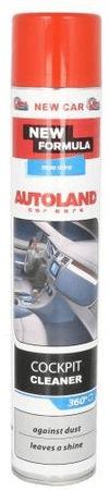 AUTOLAND Čistič interiéru s UV filtrom, 750 ml, aróma nové auto