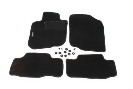 MAMMOOTH Koberce textilní, Toyota RAV4 2004-2006, černé, sada 4 ks