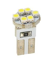M-Tech LED žárovky - Standard, bílá, typ W5W, 0,48W
