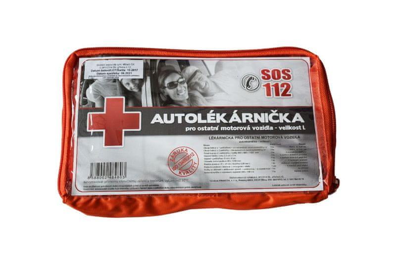 PANACEA Lékárnička pro auta, textil