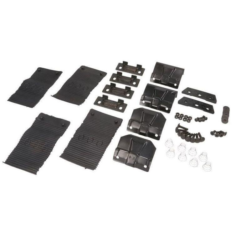 JOPE Montážní kit patky, 4 ks, typ střechy: standardní, pro vozy: FORD MONDEO MK IV, 4/5 dv., 07-13;