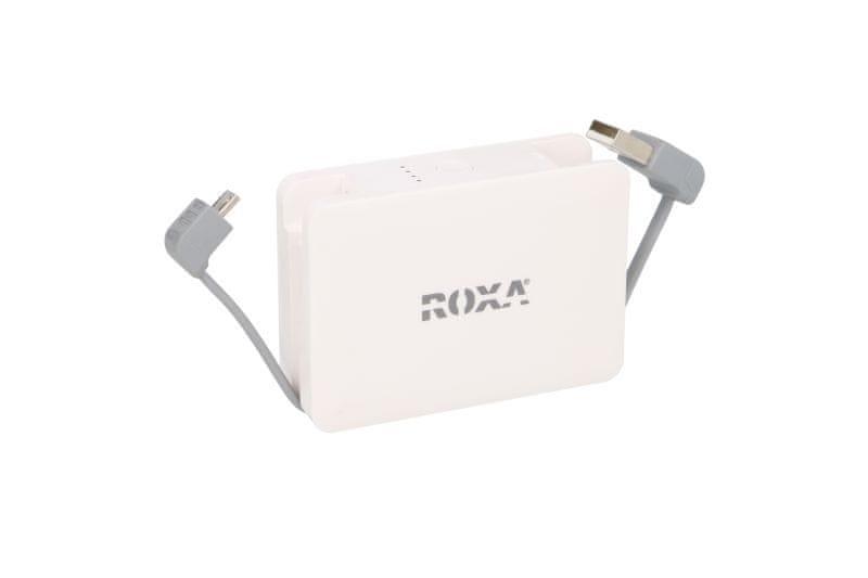 ROXA Univerzální přenosná nabíječka POWERBANK RP500 5.000 mAh