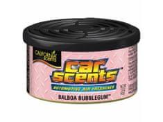 California Scents Vůně do auta Car Scents - Balboa Bubblegum (žvýkačka), sladká vůně, výdrž 2 měsíce