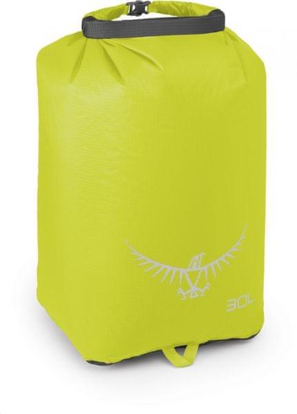Osprey Ultralight Drysack 30 electric lime