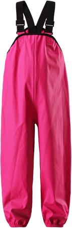 Reima Detské nohavice do dažďa Lammikko 116 ružová