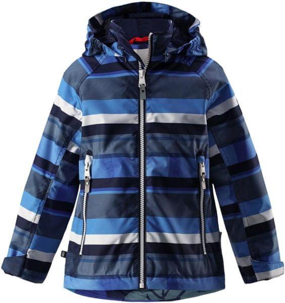 Reima Dětská bunda Schiff 134 modrá