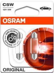 Osram Žárovka typ C5W, 12V, 5W, Standard