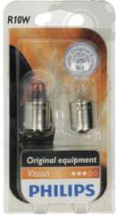 Philips Žárovka typ R10W, 12V, 10W, Premium
