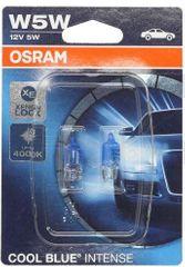Osram Žárovka typ W5W, 12V, 5W, Cool Blue Intense