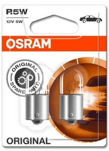 Osram Žárovka typ R5W, 12V, 5W, Standard