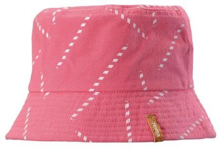 Reima dziecięca czapka-kapelusz Juhla, 48, różowa