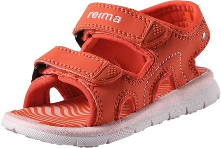 Reima Dětské sandály Bungee Bright red 27.0 crvena