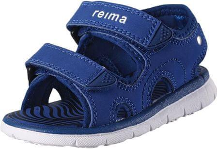 Reima Detské sandále Bungee Blue 22.0 modrá