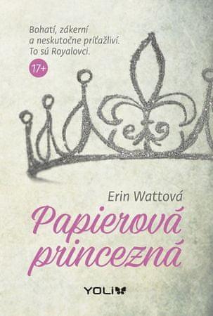 Wattová Erin: Papierová princezná