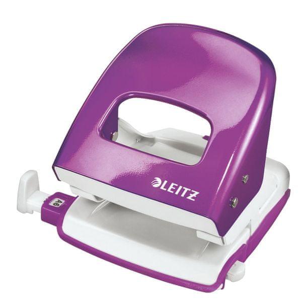 Leitz Děrovač NeXXt 5008 WOW purpurový