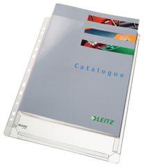 Obal Leitz závěsný s rozšiřitelnou kapacitou matný / 10 ks čirý