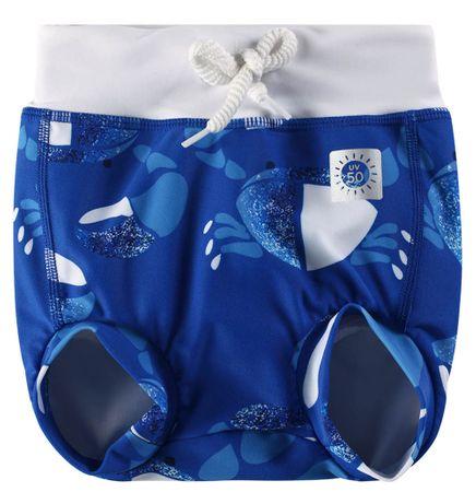 Reima Detské plavky s plienkou Belize UV 50+ 74/80 modrá