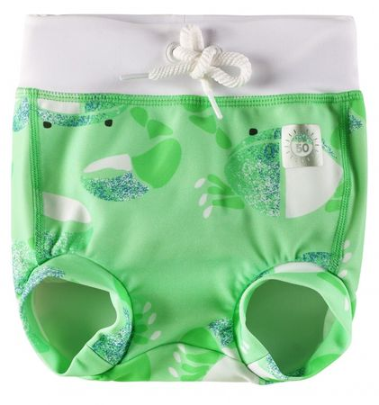 Reima kopalke za dojenčke ali malčke s plenicami Belize, UV 50+ 74/80, zelene