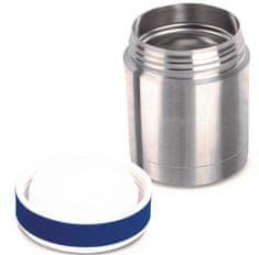 Nuvita Nerezový termoobal na jídlo, 350 ml