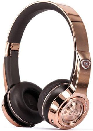 Monster Elements Wireless On Ear, měď