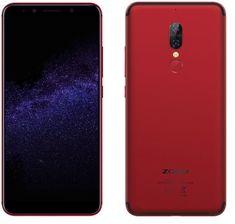 Zopo GSM telefon P5000, rdeč