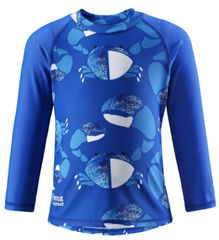 Reima Dětské triko s dlouhým rukávem Borneo UV 50+