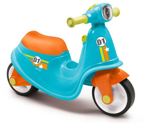 Smoby otroški skuter, modra