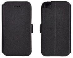 Havana magnetna preklopna torbica za iPhone 5, 5S, SE, črna