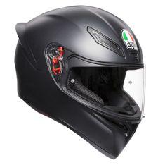 AGV moto přilba K-1 černá matná