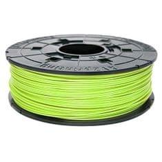 XYZ polnilo PLA Neon, 600 g, zelena