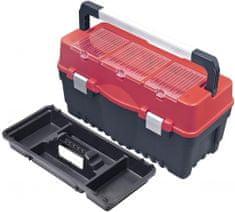 PATROL skrzynka narzędziowa Carbo 700 S Alu Red