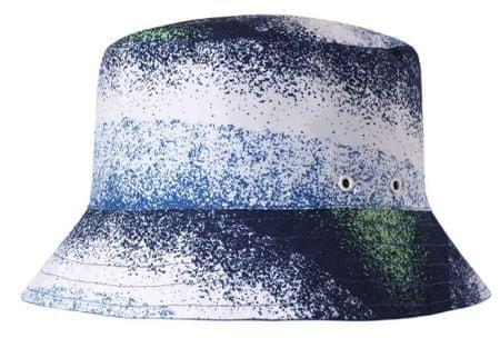 Reima Detský obojstranný klobúčik Viehe UV 50+ 50 modrá