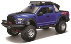 Maisto Ford F-150 Raptor 2017 - Blue