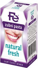 FE Bieliaca zubná pasta Natural Fresh 90 gNatural Fresh 90 g
