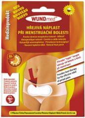 WUNDmed Hřejivá náplast při menstruační bolesti