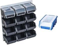 PATROL Műhelyfal FX Metal Profi 350 kék