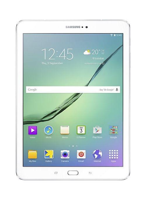 Samsung Galaxy Tab S2 9.7 (T819), LTE, White (SM-T819NZWEXEZ)