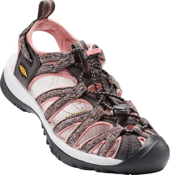 KEEN Whisper W Raven/Rose Dawn US 8 (38,5 EU)