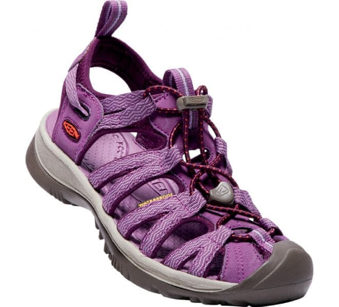 KEEN Whisper W Grape Kiss/Grape Wine US 7,5 (38 EU)