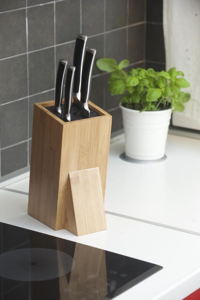 Mehrzer Bambusový blok na nože