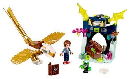 LEGO Elves 41190 Emily Jones in pobeg na orla